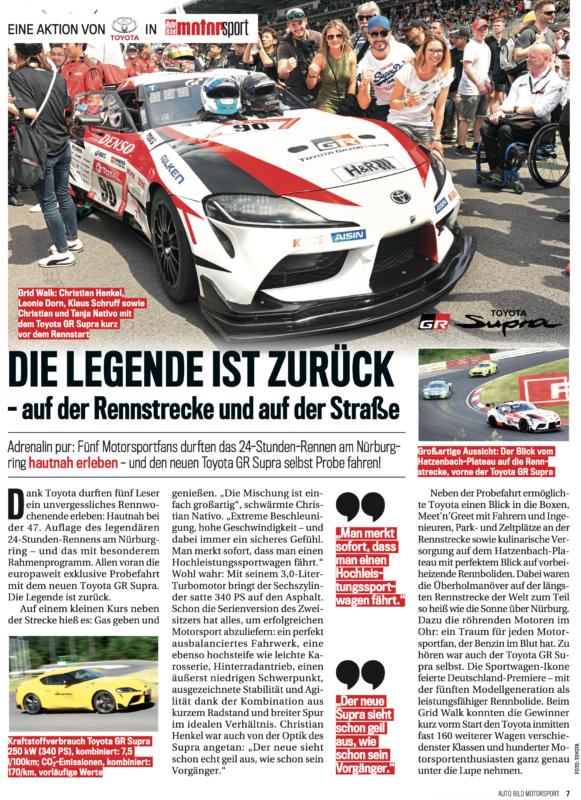 Autobild Motorsport